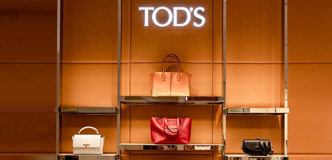 Wyjątkowa przestrzeń Tod's w Salonie Moliera2
