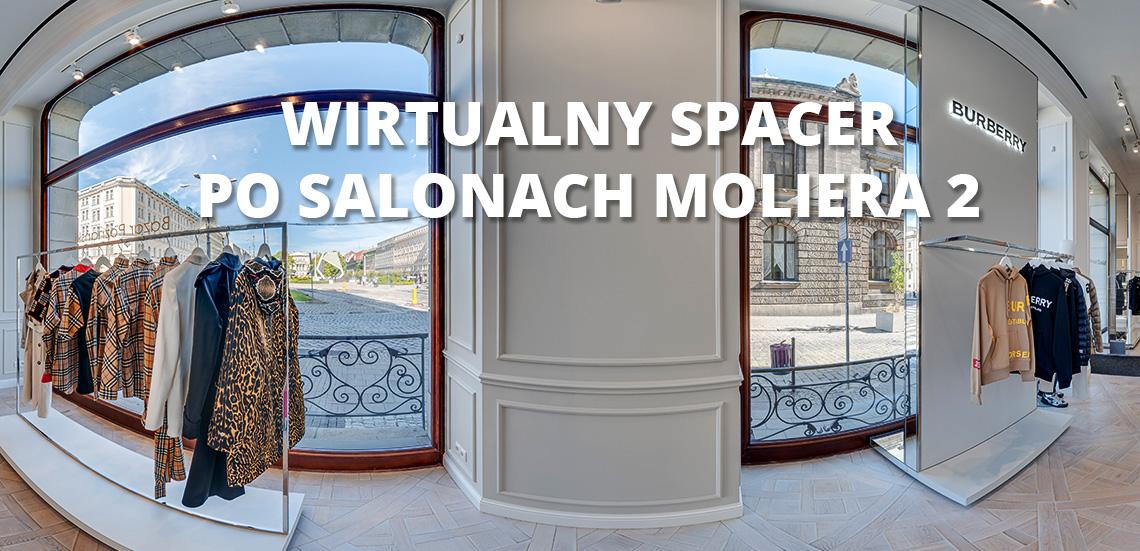Wirtualny spacer po Salonach Moliera 2