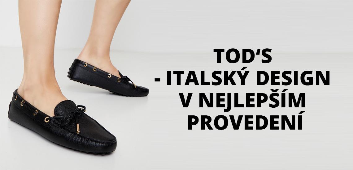 Tod's - italský design v nejlepším provedení