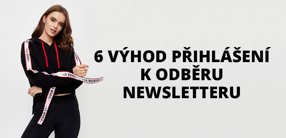 6 výhod přihlášení k odběru newsletteru