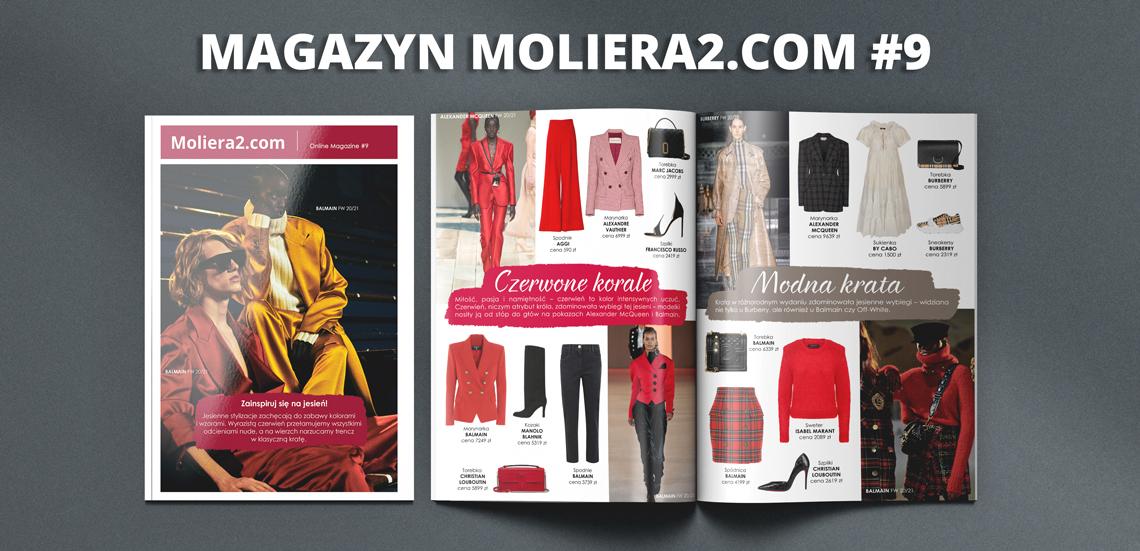 Nowy numer magazynu Moliera2.com! #9