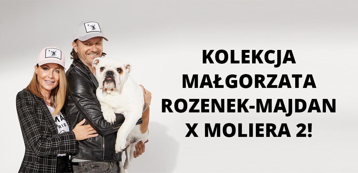 Kolekcja Małgorzata Rozenek-Majdan x Moliera 2!