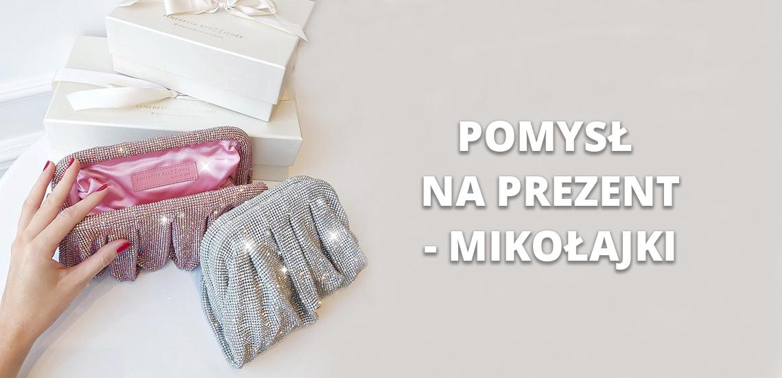 Pomysł na prezent - Mikołajki