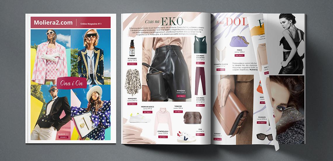 Nowy numer magazynu Moliera2.com! #11