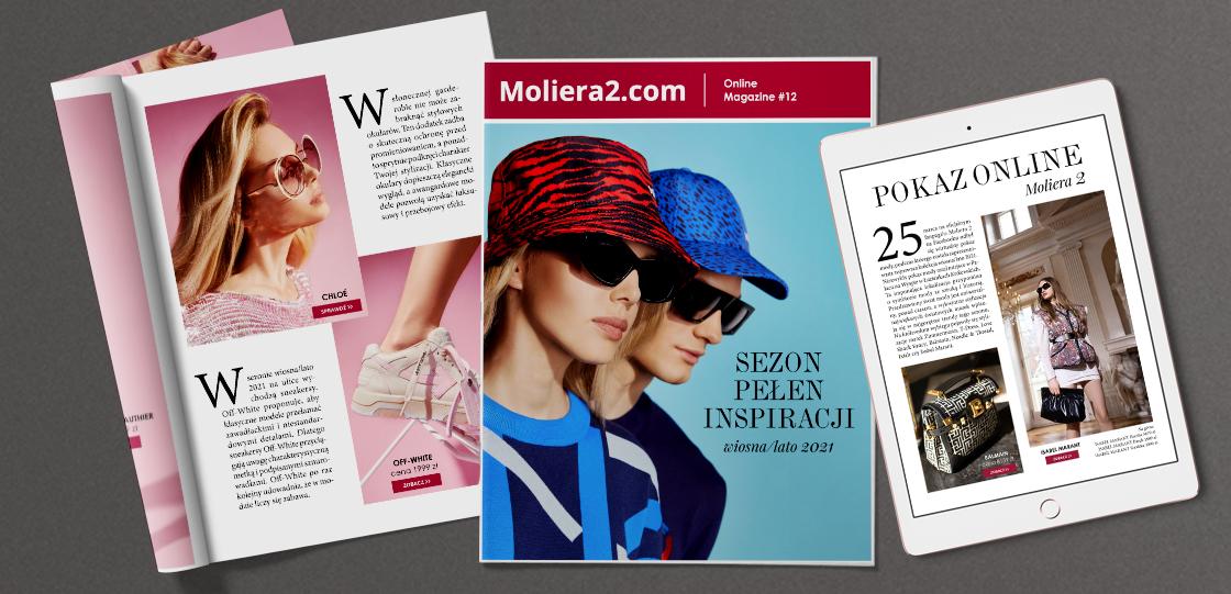 Nowy numer magazynu Moliera2.com! #12