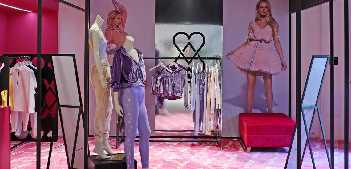 Pop-up store Cuori e Picche w Moliera 2