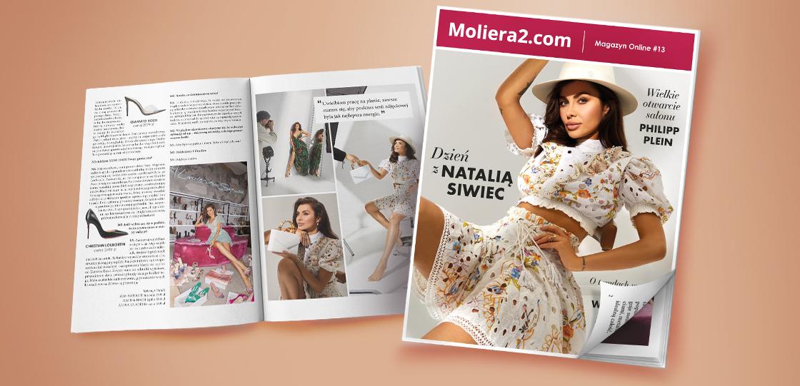 Nowy numer magazynu Moliera2.com! #13