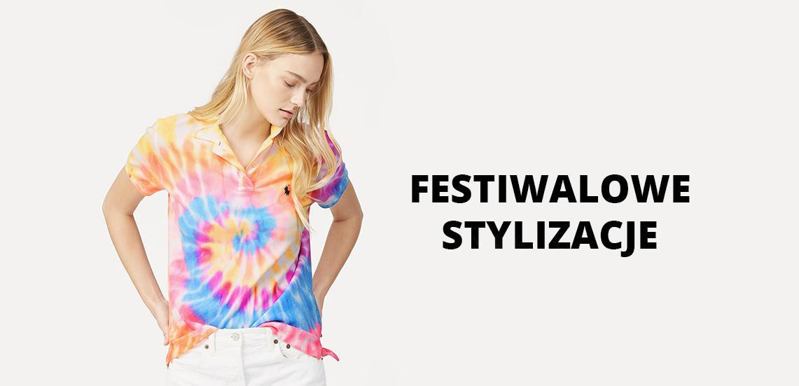 Festiwalowe stylizacje - co założyć na festiwal muzyczny?