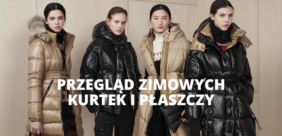 Przegląd zimowych kurtek i płaszczy