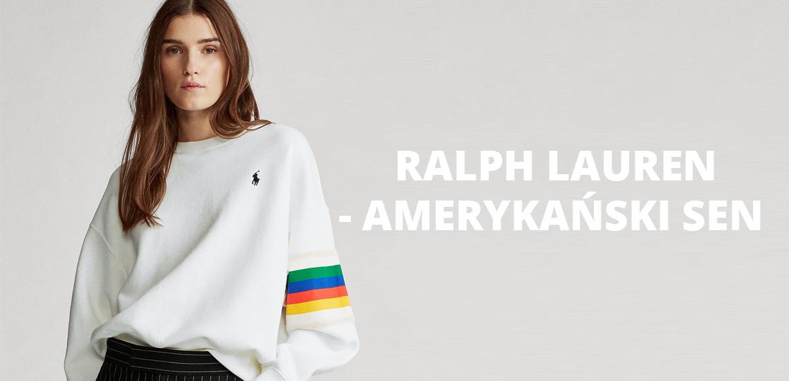 Ralph Lauren - amerykański sen