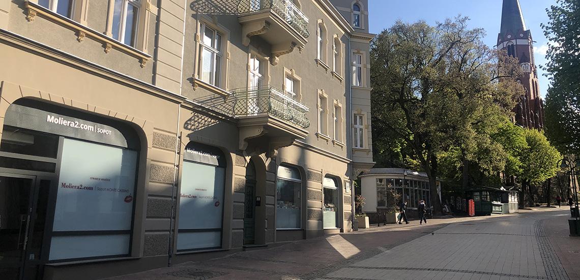 Moliera 2 wita Sopot! Wielkie otwarcie Salonu Moliera2.com