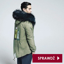 Parka Mr & Mrs Italy