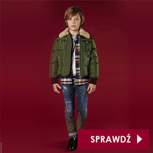 Kurtka Dsquared2 Kids