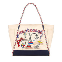 Torebka Nautical Canvas Tote