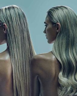 Szampon do włosów blond i siwych