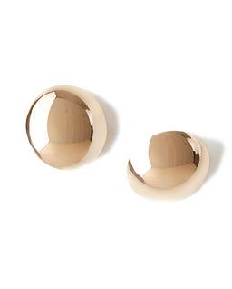 Kolczyki Half Button