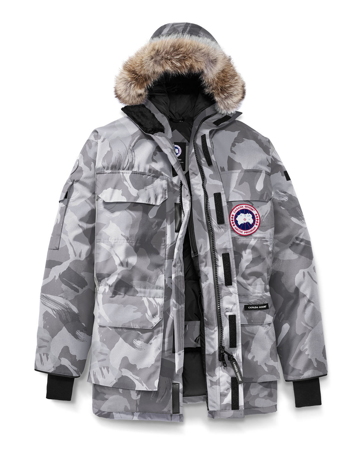 canada goose Expedition białe