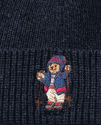 Czapka Polo Bear