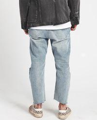 Spodnie Blue Storm