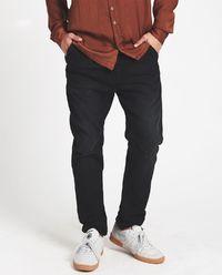Spodnie Fox Black