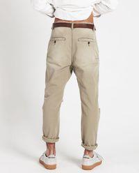 Spodnie  Militaire