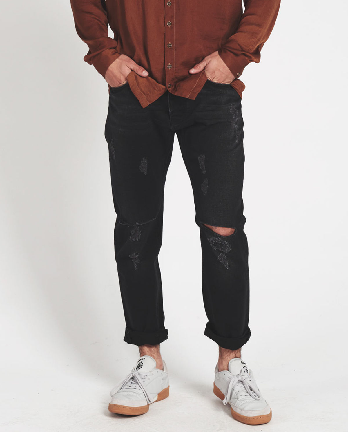 07412b8482237a Spodnie black wednesday ONETEASPOON – Kup Teraz! Najlepsze ceny i opinie!  Sklep Moliera2.com