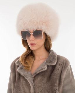 Futrzana czapka