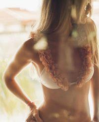 Trójkątny top od Bikini Jamila