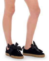 Semišové Sneakersy