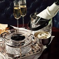Kieliszek kryształowy do szampana Bentley