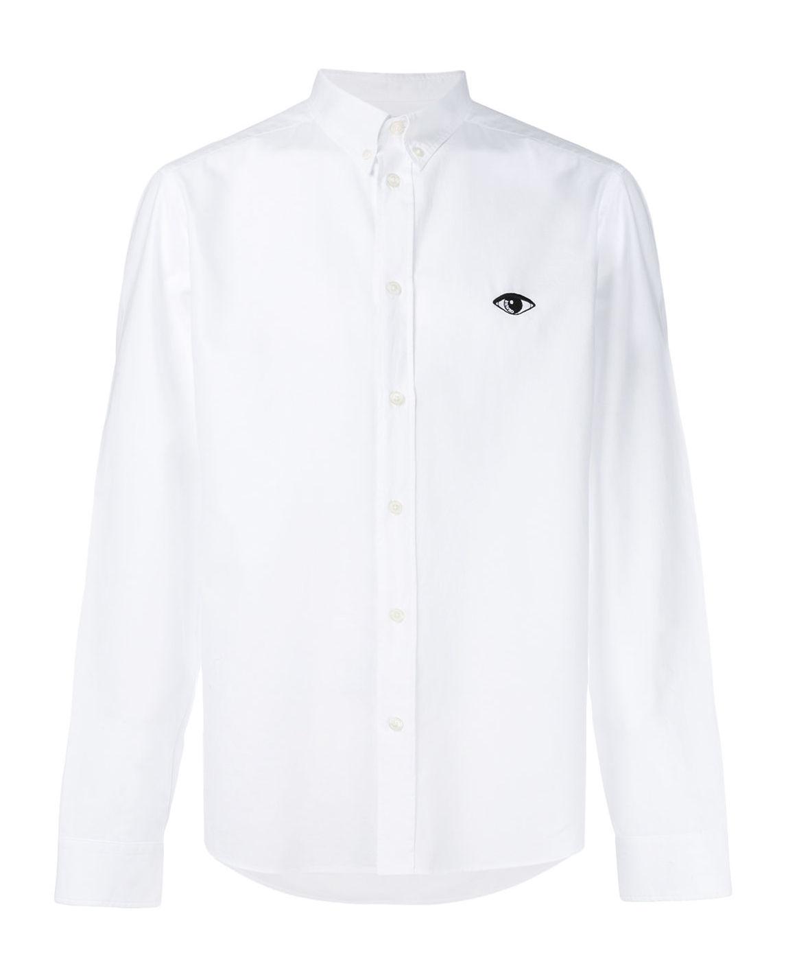 5d0a70187437a1 Biała koszula eye KENZO – Kup Teraz! Najlepsze ceny i opinie! Sklep ...