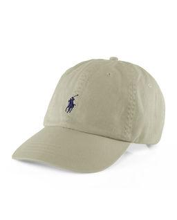 Beżowa czapka