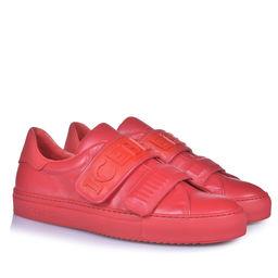 Sneakersy na rzepy