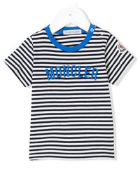 T-shirt w paski 6 mc - 3 lata