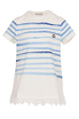 T-shirt w paski 4-12 lat