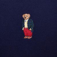 Poduszka Tartan Bear