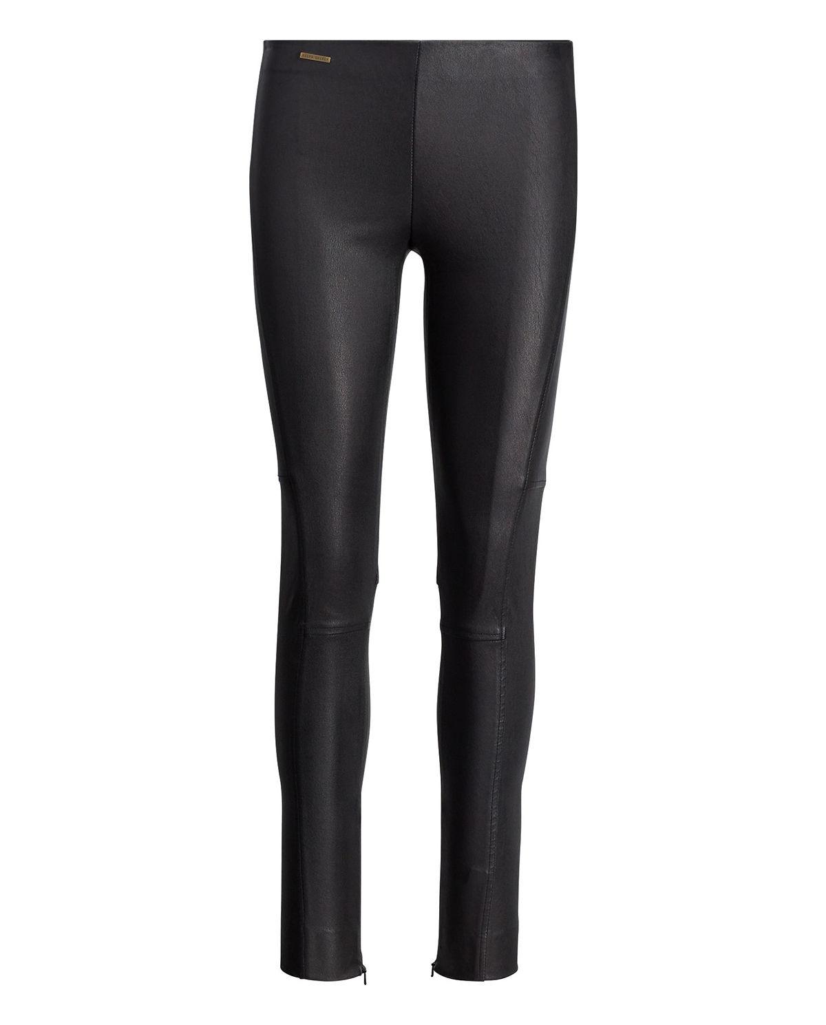 a80a1ea3 Skórzane spodnie RALPH LAUREN – Kup Teraz! Najlepsze ceny i opinie ...