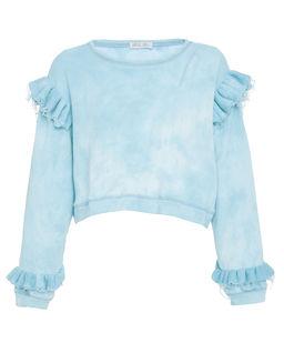 Niebieska bluza
