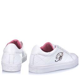 Pikowane sneakersy