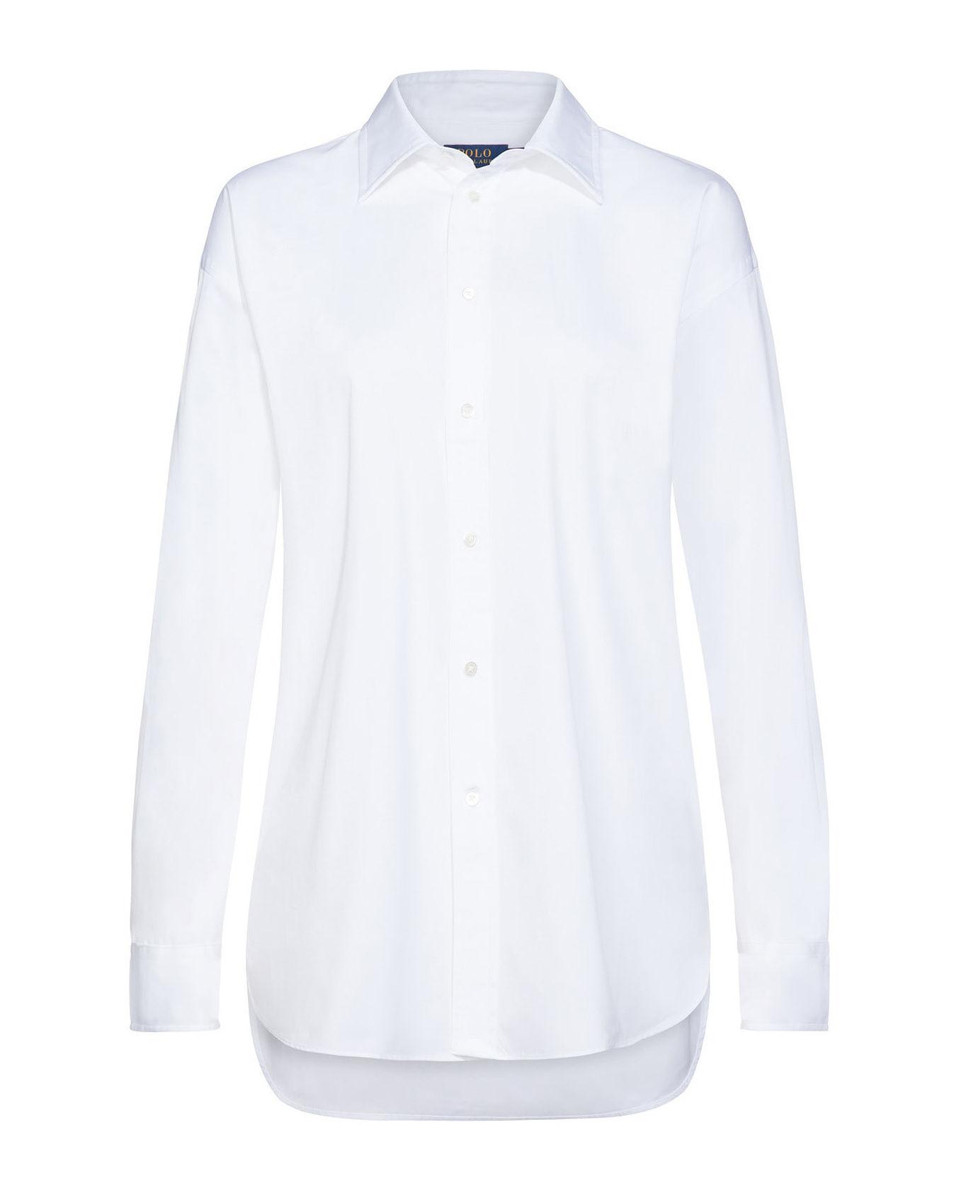 49daa20882ea4b Biała koszula relaxed fit RALPH LAUREN – Kup Teraz! Najlepsze ceny i ...
