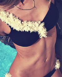 Trójkątny top od bikini Dasha