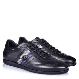 Sneakersy z paskami