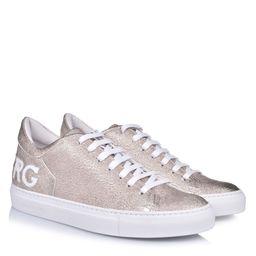 Brokatowe sneakersy