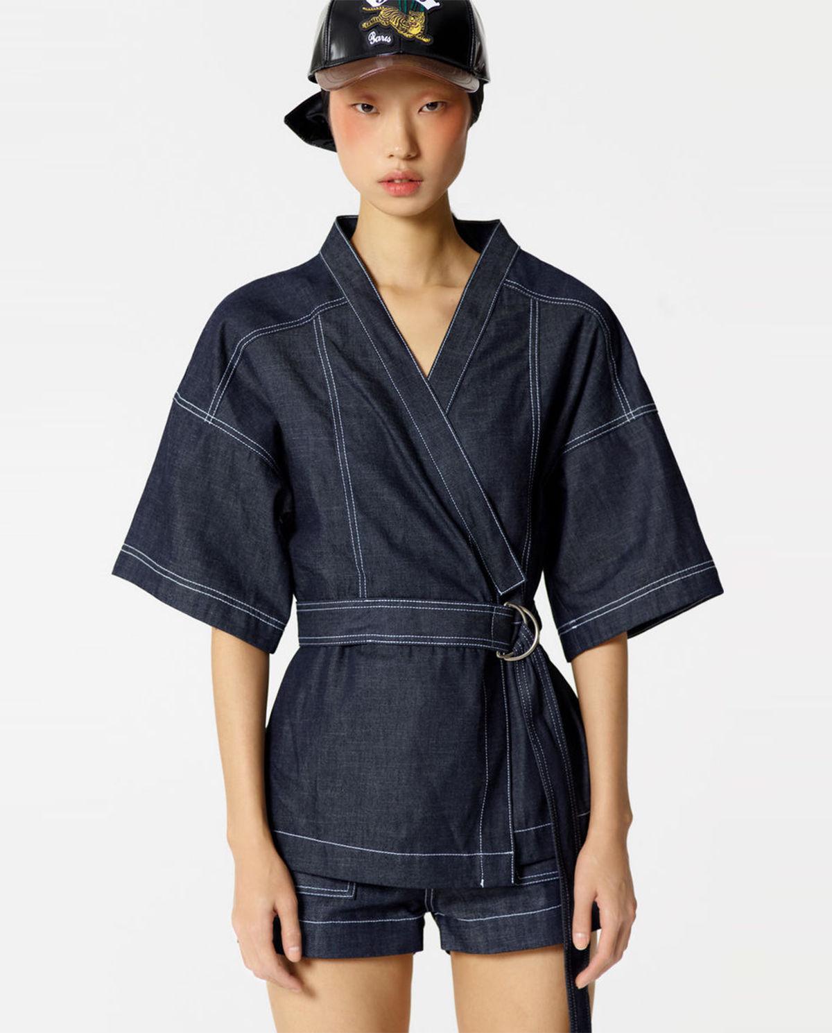 4a5555733eeea4 Kimono z kolekcji kenzolovesbritney KENZO – Kup Teraz! Najlepsze ceny i  opinie! Sklep Moliera2.com