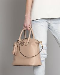 Torebka McGraw Satchel nude