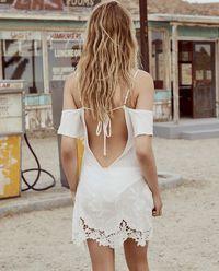 Sukienka Off The Shoulder