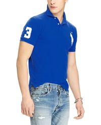 T-Shirt Polo Slim Fit