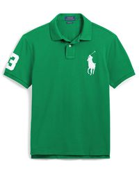 T-Shirt Custom Polo Slim Fit