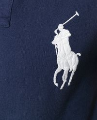 T-Shirt polo z logo