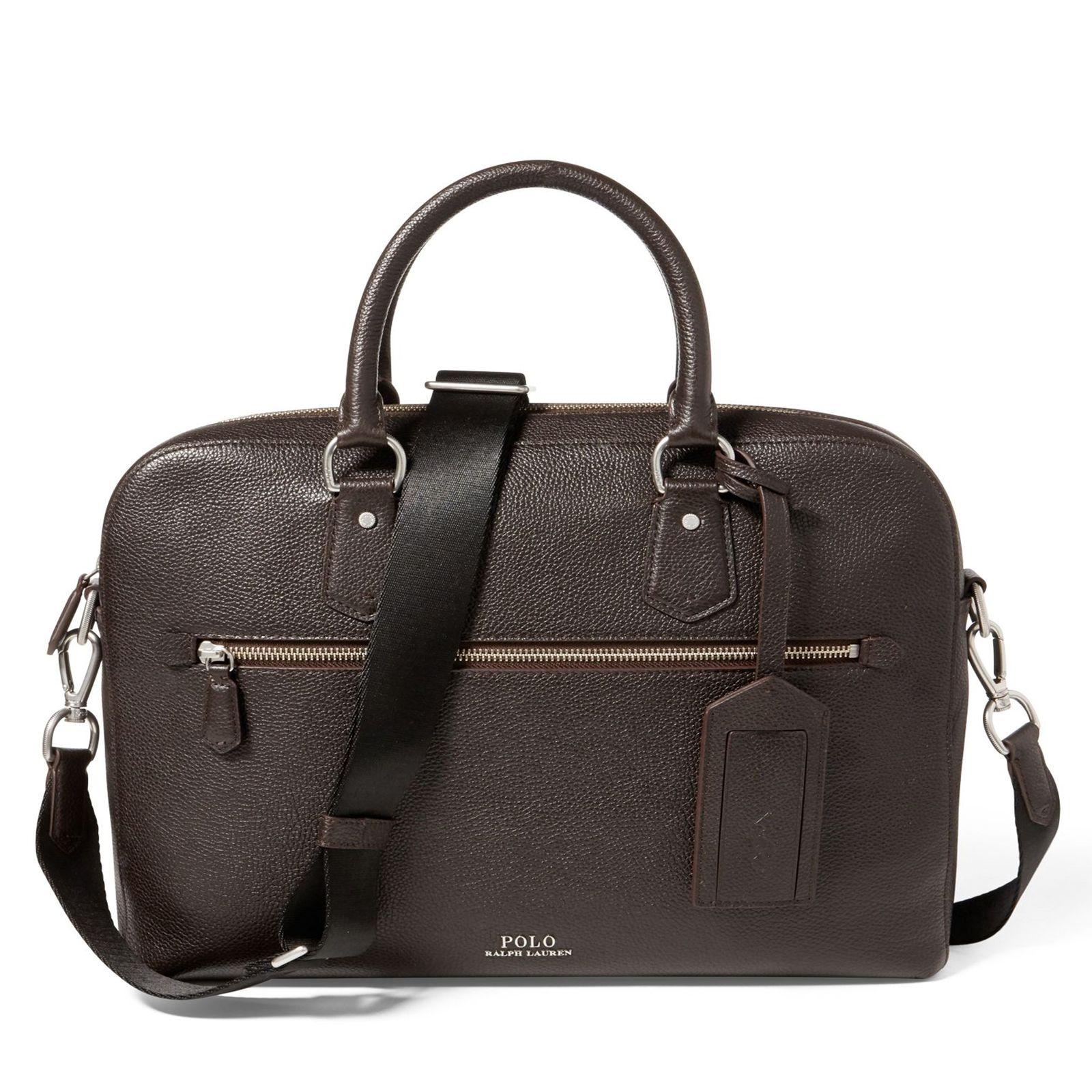 fee7cc0846683 Skórzana torba RALPH LAUREN – Kup Teraz! Najlepsze ceny i opinie ...